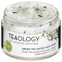 Teaology Green Tea Detox Face Scrub