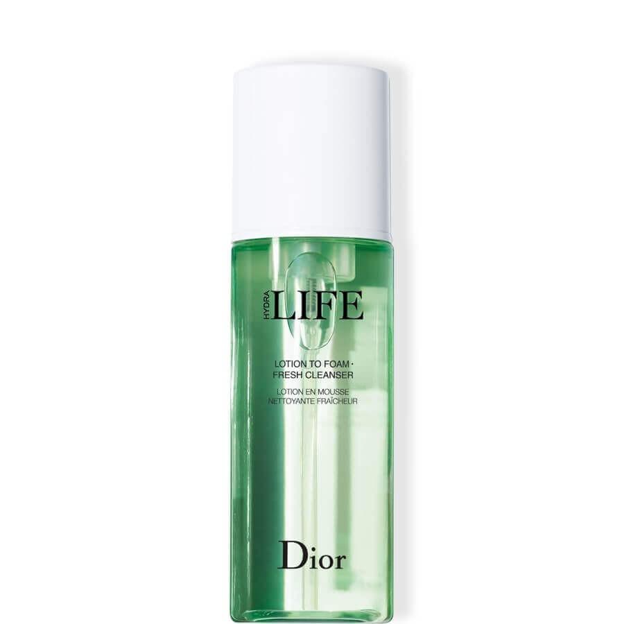 DIOR - Hydra Life Lotion to Foam - Fresh Cleanser -