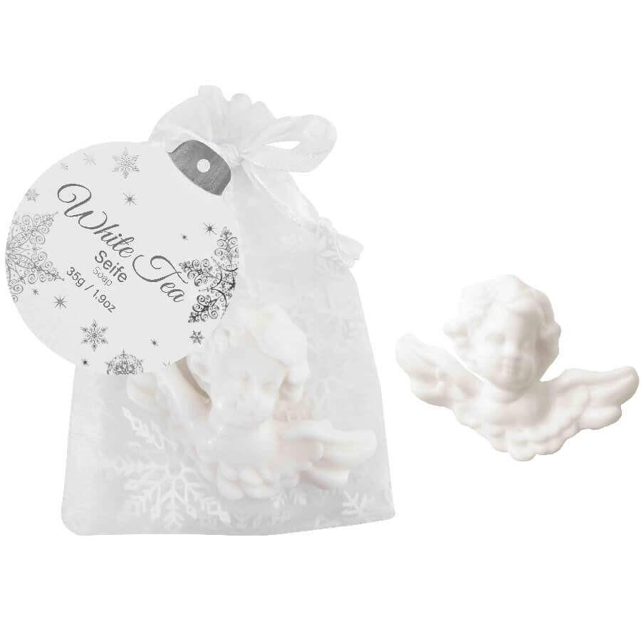 Anne - Angel Soap Silver -