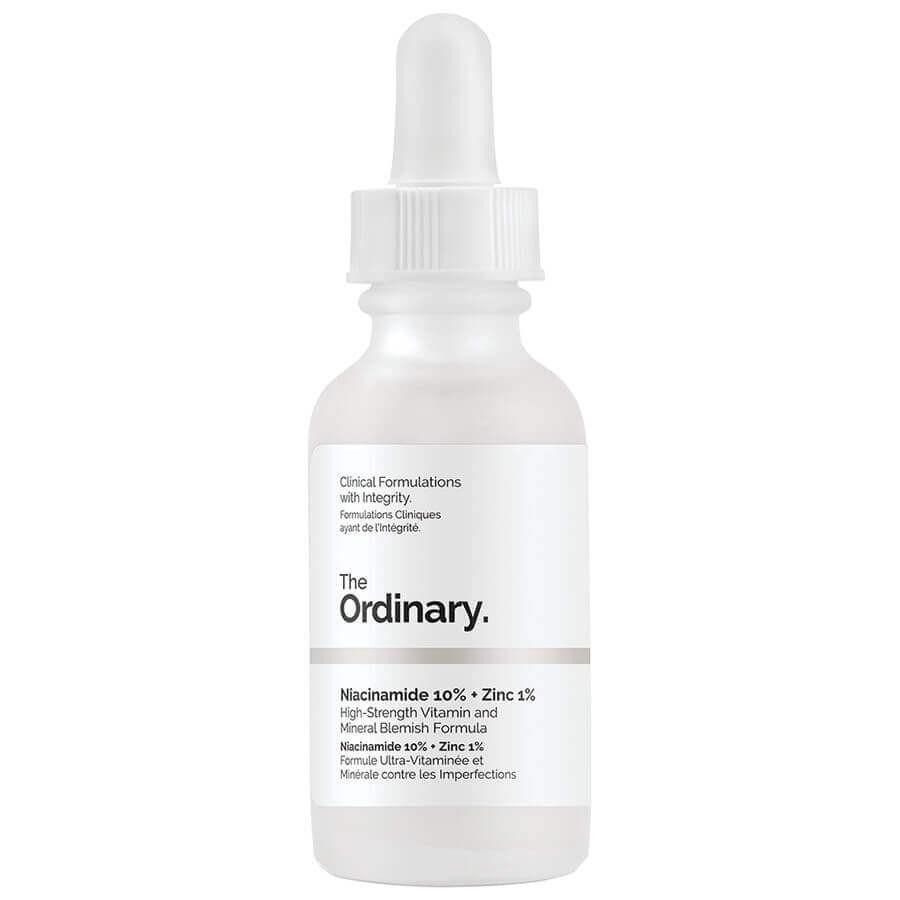 The Ordinary - Niacinamide 10% + Zinc 1% -