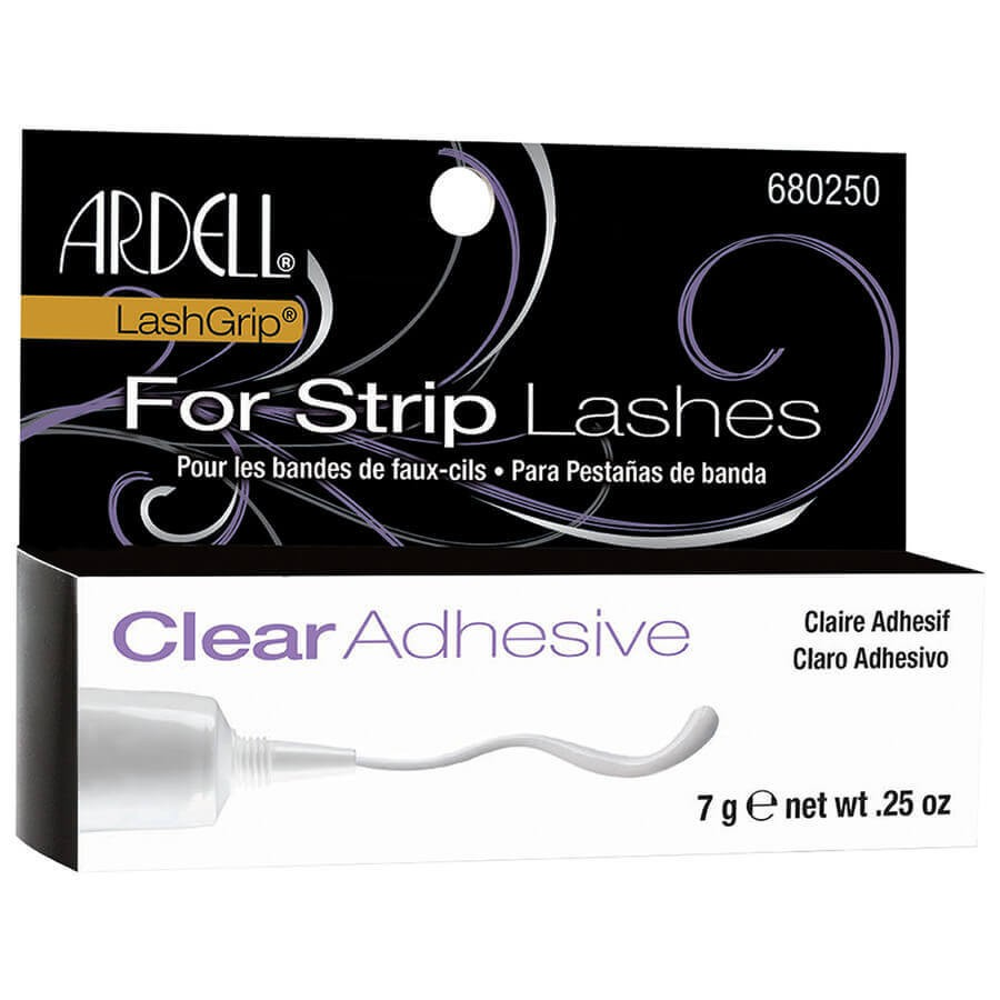 Ardell - LashGrip For Strip Lashes Clear Adhesive -
