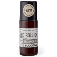 Ecooking Deo Roll-On Fragrance Free