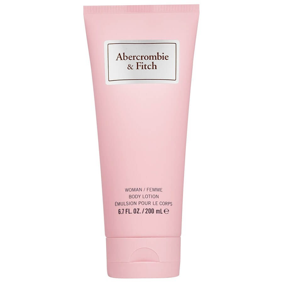 Abercrombie & Fitch - Women Body Lotion -