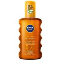 Nivea Nivea SUN Oil Spray Carottene SPF 6