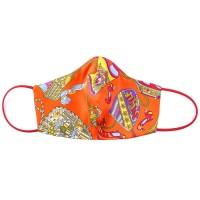 Tie-Me-Up! Tie-Me-Up Silk Mask Parisienne
