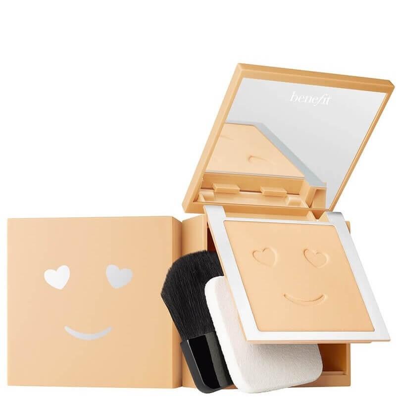 Benefit Cosmetics - Hello Happy Velvet Powder Foundation - 01