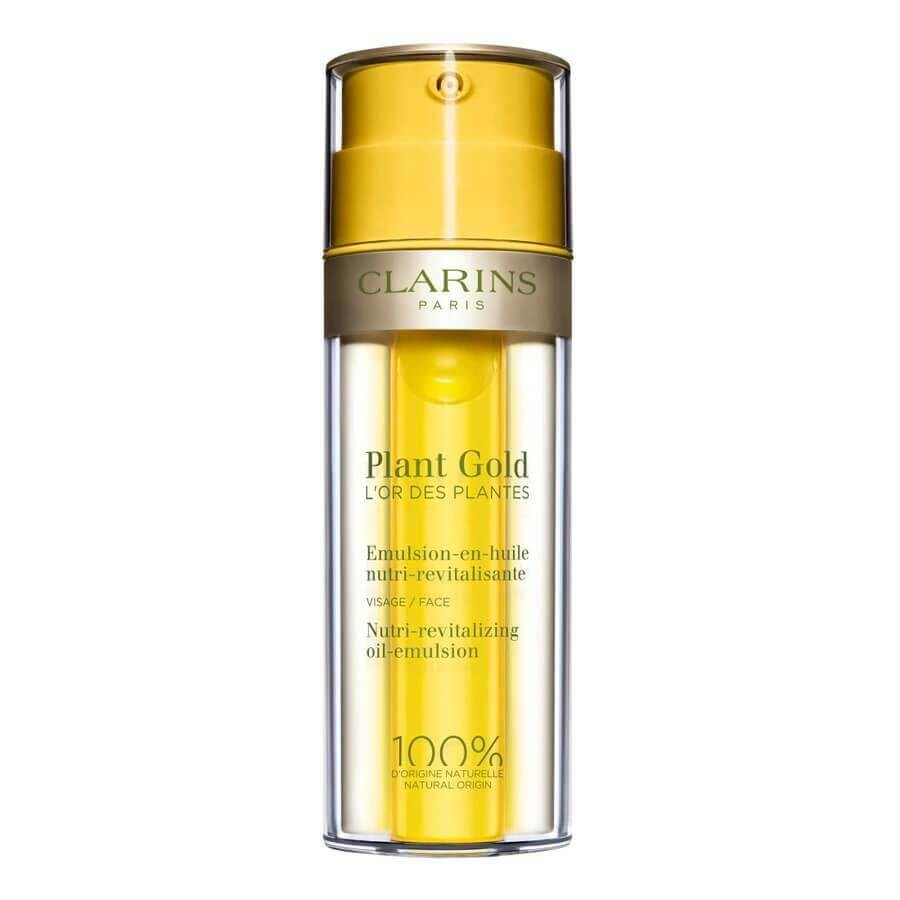 Clarins - Plant Gold Nutri-Rrevitalizing Oil Emulsion -