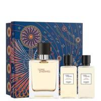 Hermès Terre d'Hermes EDT 50 ml + 7,5ml + BL40 Set OS